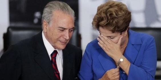 Michel Temer e Dilma podem ser cassados