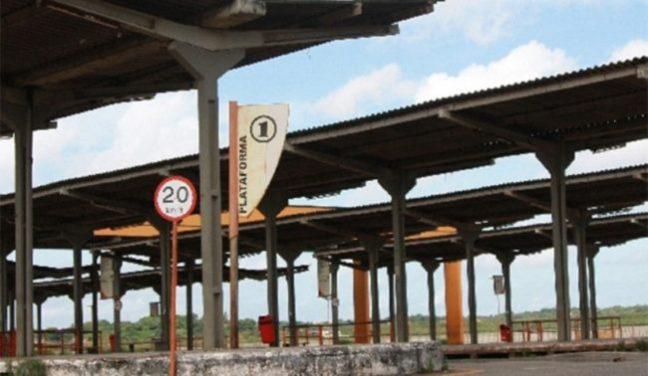 Terminal da Praia Grande, em São Luís-MA