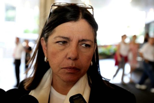 Candidata Roseana Sarney