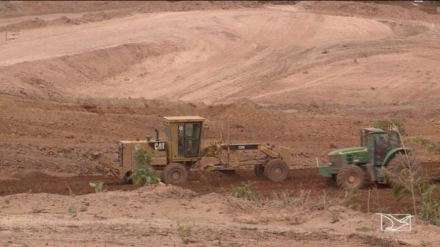 Empreendimento bilionário está sendo construído na zona rural de São Luís