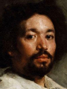 Detalle obra Velazquez 1650