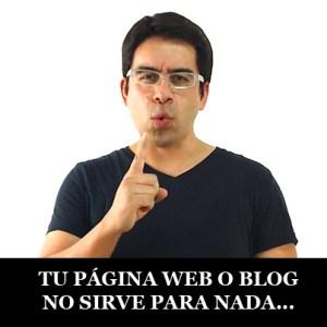 Como mejorar una pagina web