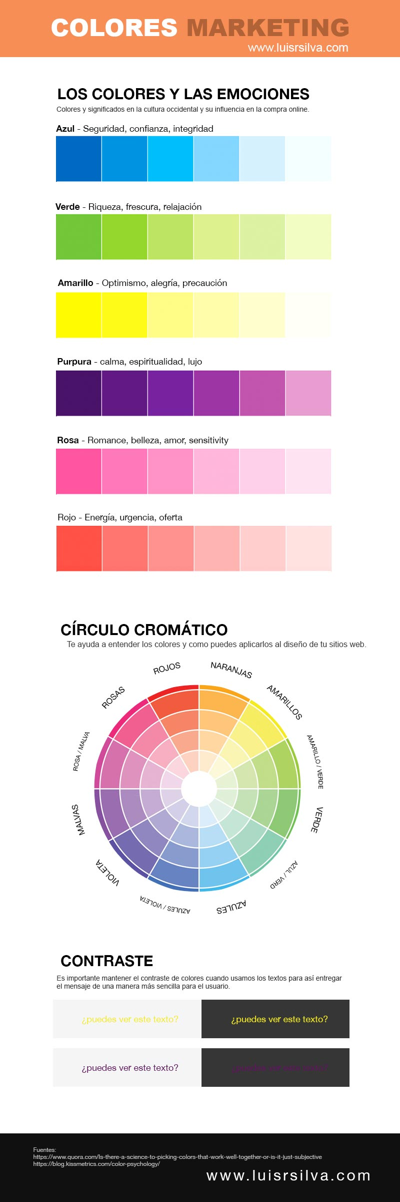 colores marketing