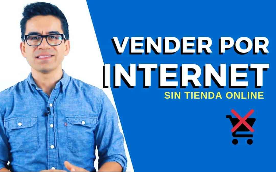 Cómo Vender por Internet SIN Tienda Online 😀