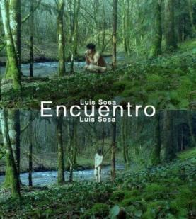 Poster Encuentro. Luis Sosa. Luis Armando Sosa Gil