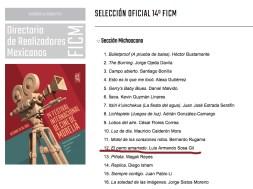 El Perro Amarrado de Luis Armando Sosa Gil Seleccion FICM