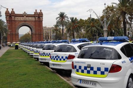 113 PLAZAS DE POLICÍA LOCAL EN BARCELONA