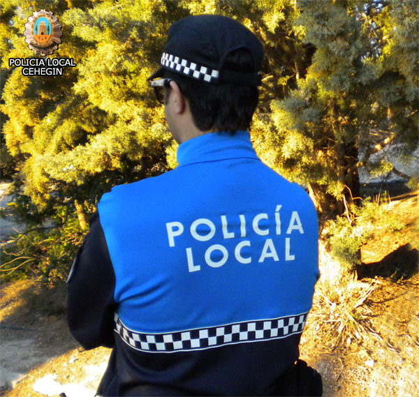 POLICÍA LOCAL en Granja de Torrehermosa.