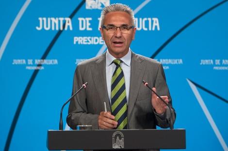 El Gobierno Andaluz oferta esta año 371 PLAZAS para la Administración General de la Junta de Andalucía