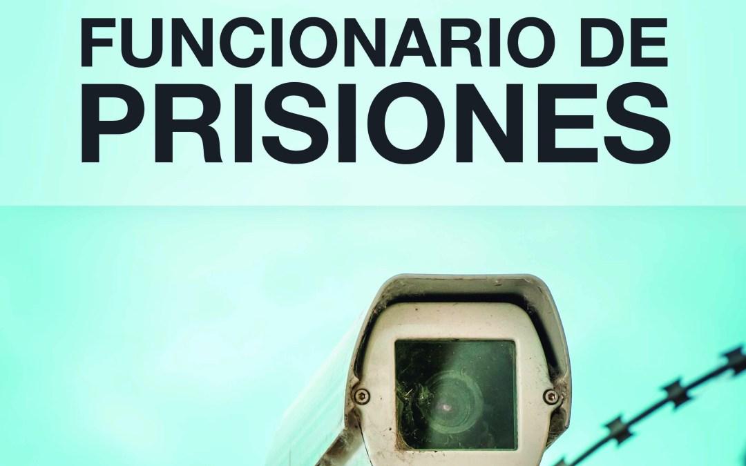 CONVOCATORIA INSTITUCIONES PENITENCIARIAS 2015. 275 PLAZAS.