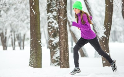 10 trucos para correr cuando hace frío
