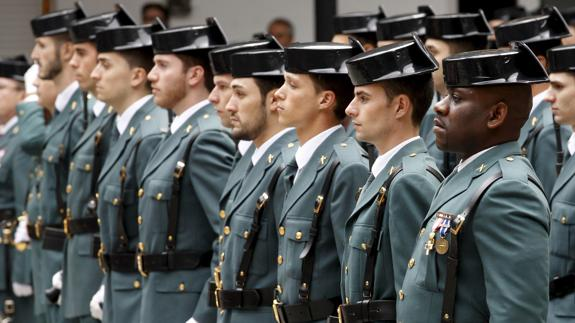 Se espera una tasa de reposición del 100% de las plantillas de la Policía Nacional, Guardia Civil e Instituciones Penitenciarias