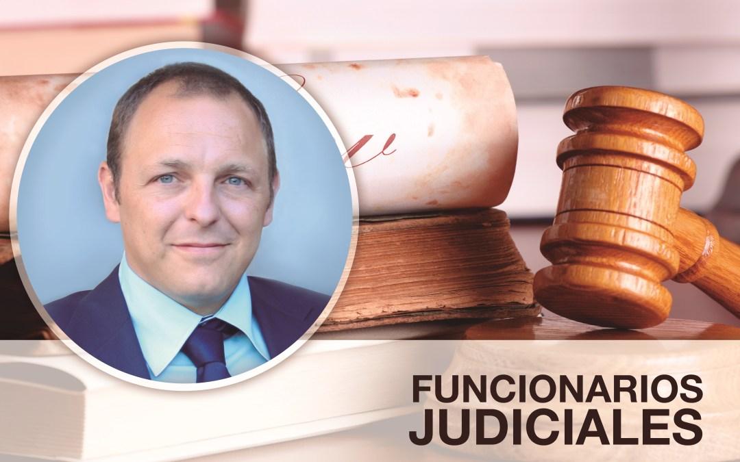 11 aprobados en AUXILIO JUDICIAL