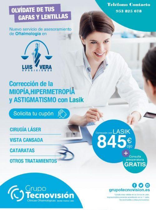 NUEVO SERVICIO DE OFTAMOLOGÍA A TRAVES DE TECNOVISIÓN