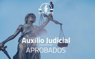 Más de 140 aprobados en Auxilio Judicial