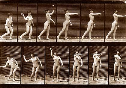 Fotografia de Muybridge (1804-1906)