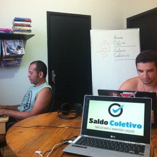 Home Office do Saldo Coletivo