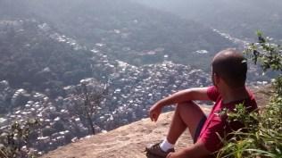 Visão da Rocinha