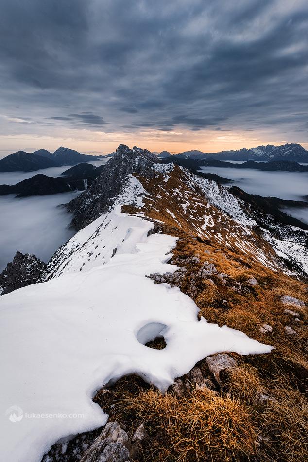 Košuta, Karavanke Alps