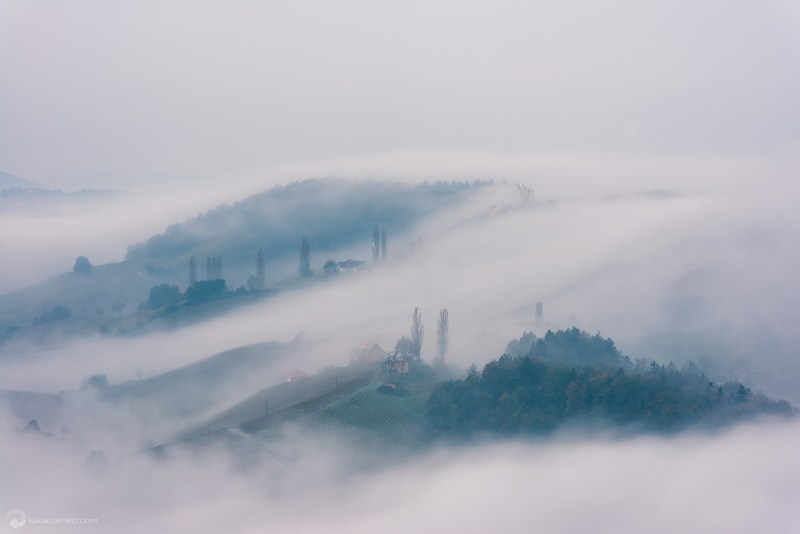 Views from Plački stolp