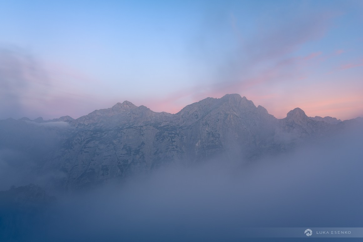 Front views from Lipanski vrh