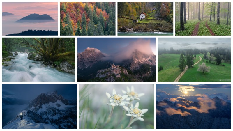 Best photos of Slovenia