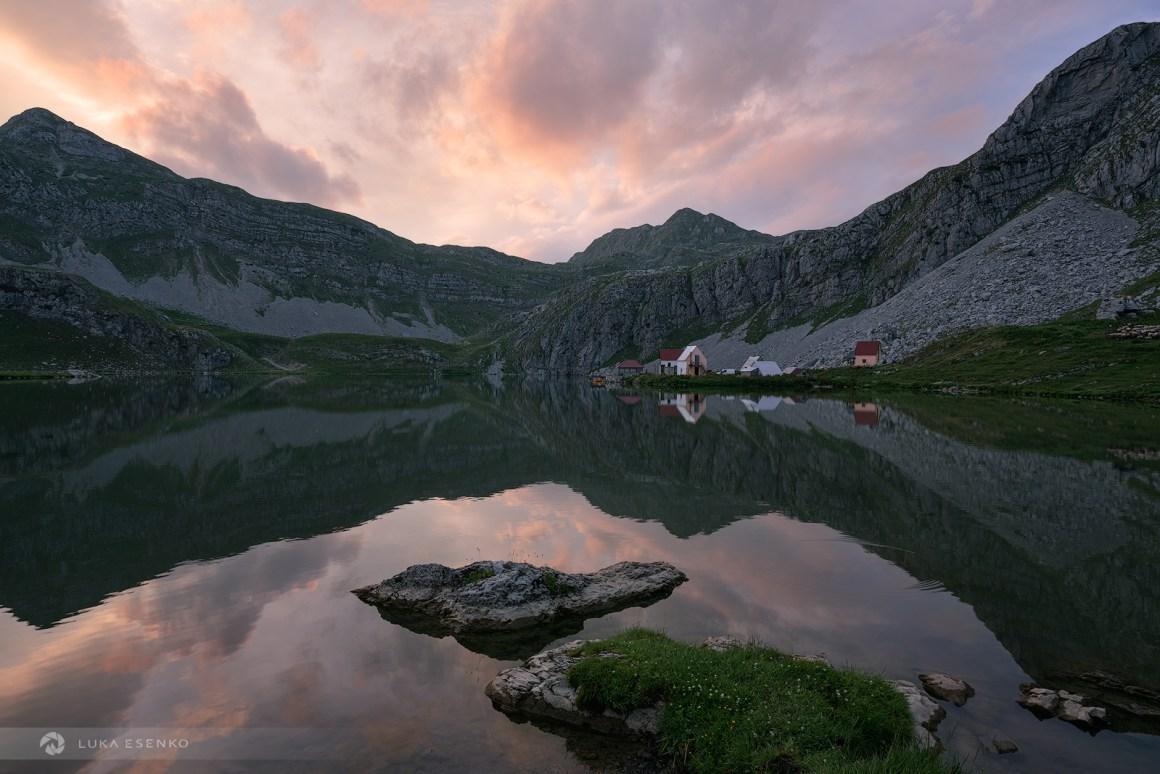 Kapetanovo jezero, Captain's Lake