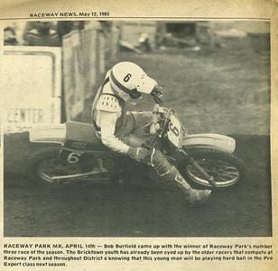 Bobby Burfield