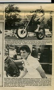 Raceway News 1985