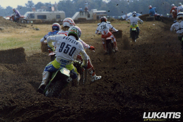 The Open Expert class back when 500 two-strokes existed.