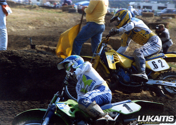 Jeff Ward and Carlo Coen