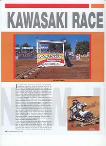 Amateur MX Magazine Article
