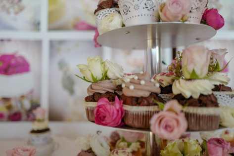 Hochzeit Cupcakes - Lukasch 2018