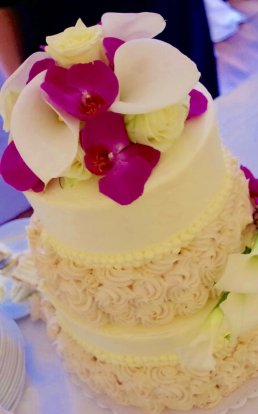 Hochzeitstorte von Lukasch