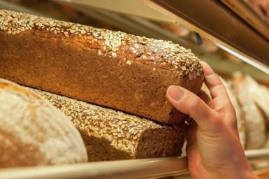 Wow, das ist gutes Brot