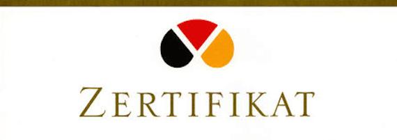 IQBack Zertifikat Lukasch
