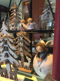 Weihnachtsstimmung Cafe Lukasch