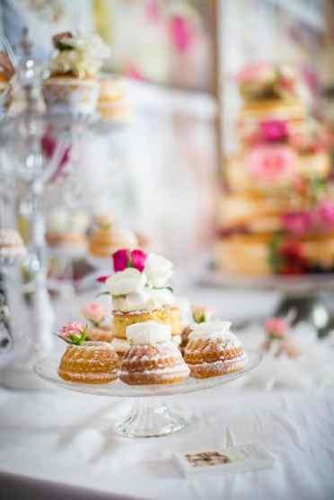 Hochzeitstorten Cupcakes