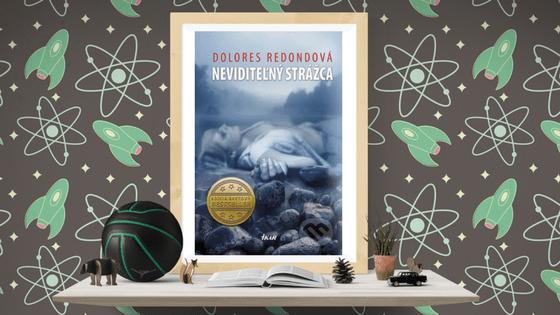 kniha Neviditeľný strážca – Dolores Redondo