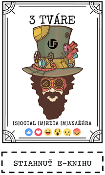 e-kniha 3 tváre social media manažéra
