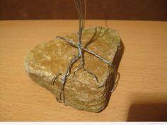Pierwsze druciane korzenie