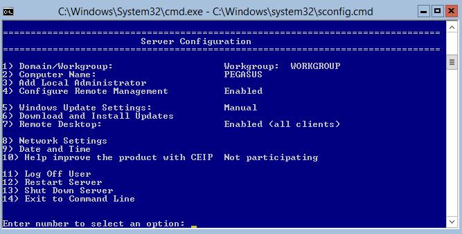 intel i217-v driver server 2012