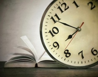 Reading Time Clock
