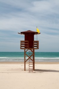 Lifeguard Tower