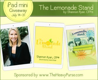 The lemonade stand book review