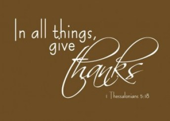 thankful bible verses