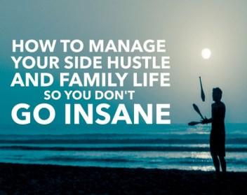 side hustle III