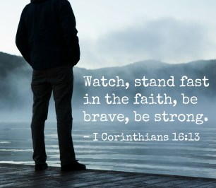 encouraging bible verses for men