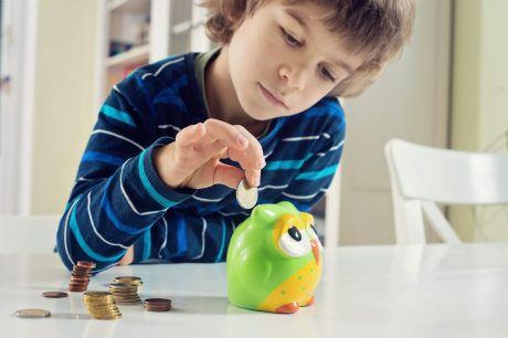 how much to pay kids for chores