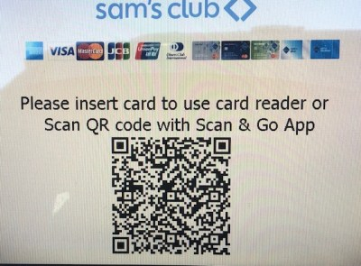 sam's club scan and go gas